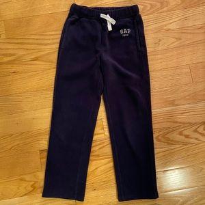 Gap Kids Navy Blue Fleece pants